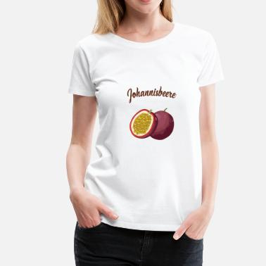 Fruit Tree The tree is known for its fruit - Women's Premium T-Shirt