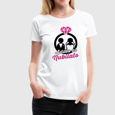 Addio al nubilato - Women's Premium T-Shirt