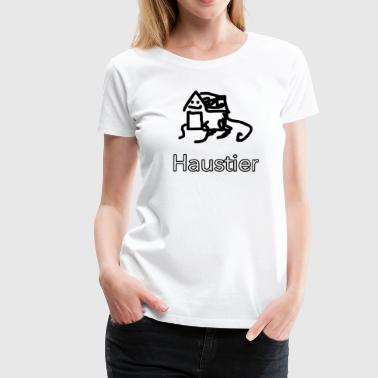 Domestic domestic animal - Women's Premium T-Shirt
