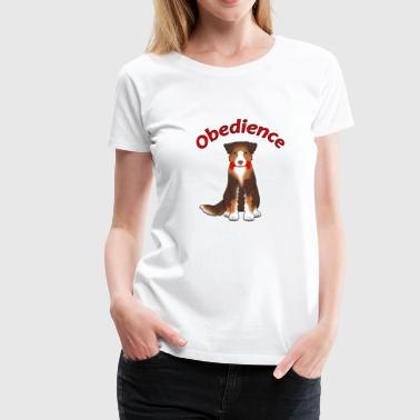 Obedience AS Apportl - Women's Premium T-Shirt