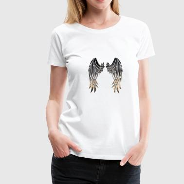Angelwings - Women's Premium T-Shirt