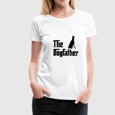 Dogfather The dogfather Dobermann - Frauen Premium T-Shirt