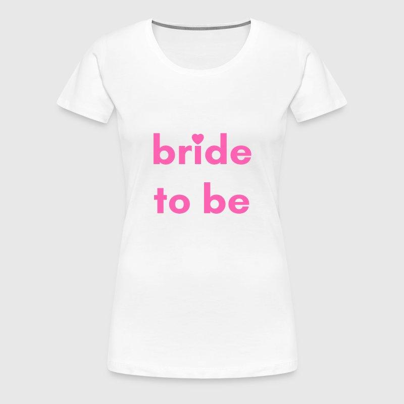 Braut zu sein von ThisLittleSnail | Spreadshirt