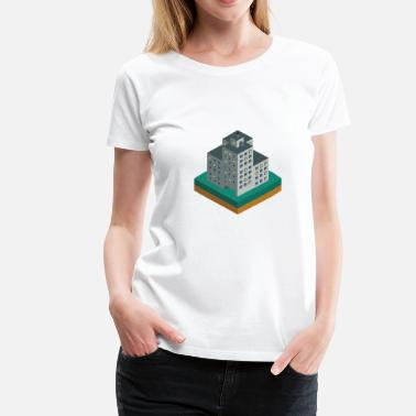 House Keeper HOUSE - Vrouwen Premium T-shirt