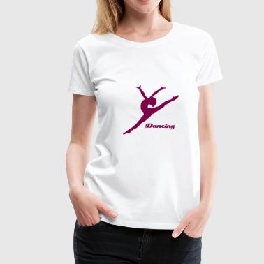 Dancing - Frauen Premium T-Shirt