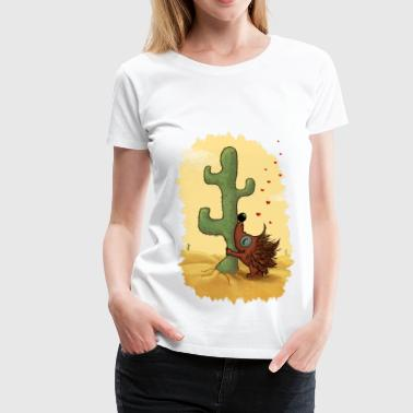 It is love? - Frauen Premium T-Shirt