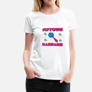 Future Marraine Future marraine - T-shirt Premium Femme