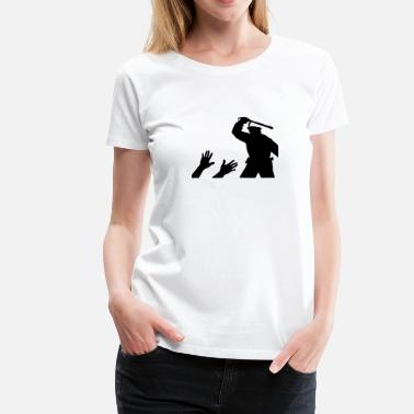 Demo demo - Frauen Premium T-Shirt
