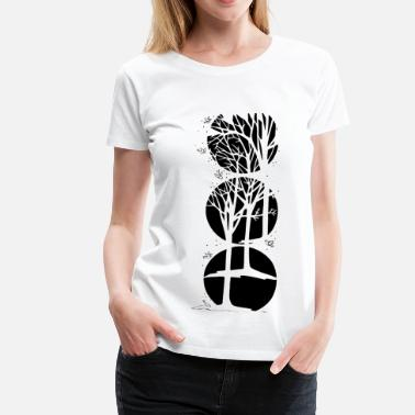 Winter Winter - Women's Premium T-Shirt