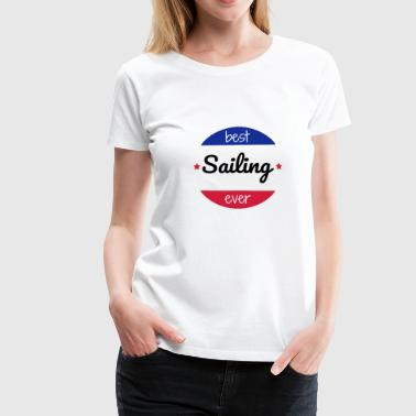 Royal Marine Sailor / Seaman / Seemann / Marin / Marine - Women's Premium T-Shirt