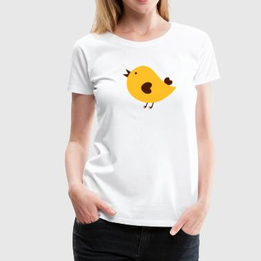 Little Bird Bird - Women's Premium T-Shirt