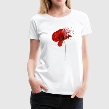 Poppy - Women's Premium T-Shirt