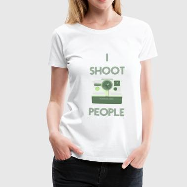 photography - Women's Premium T-Shirt