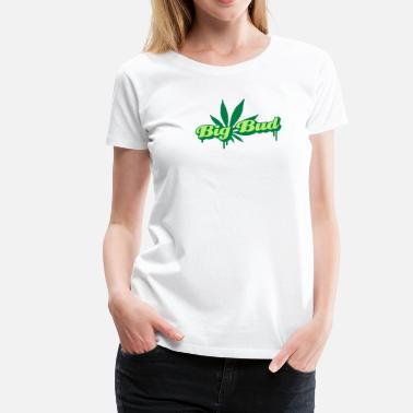Buds big bud - Women's Premium T-Shirt