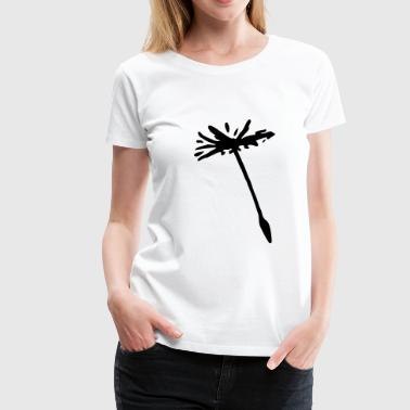 Dandelion seeds Dandelion fly away - Women's Premium T-Shirt