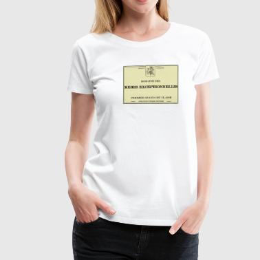 Exceptional mother - Women's Premium T-Shirt