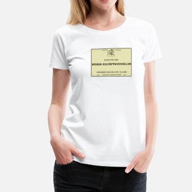Exceptional Exceptional mother - Women's Premium T-Shirt
