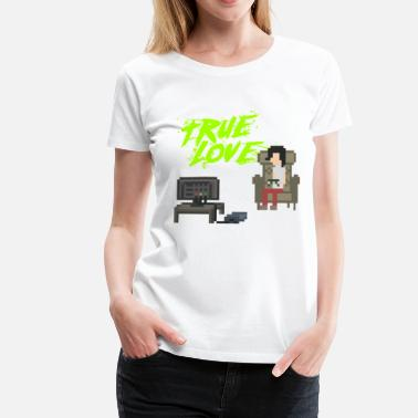 True Love True Love - Women's Premium T-Shirt