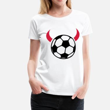 Devil Ball Devil Ball - Women's Premium T-Shirt