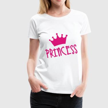 Princess - Women's Premium T-Shirt