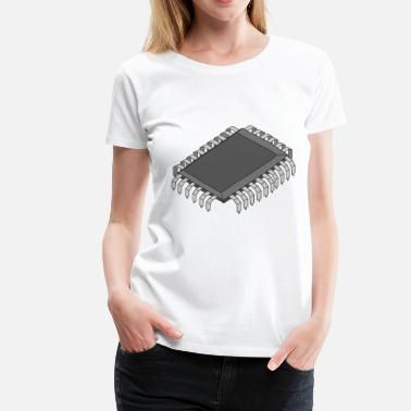 Chip chip - Women's Premium T-Shirt