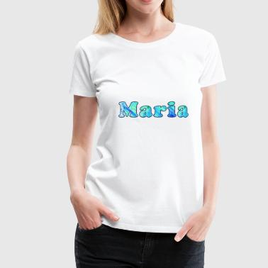 Mary - Women's Premium T-Shirt