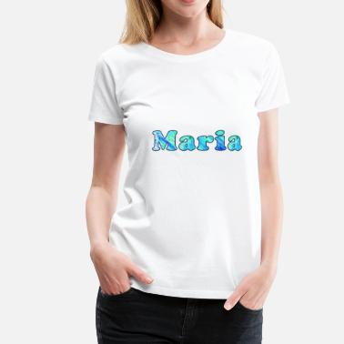 Mari Mary - Women's Premium T-Shirt