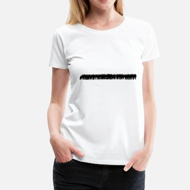Demonstration Demonstration - Frauen Premium T-Shirt