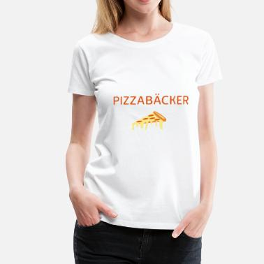 Pizza Baker PIZZA BAKER - Women's Premium T-Shirt