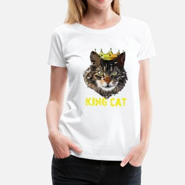 King Cats king cat - Women's Premium T-Shirt