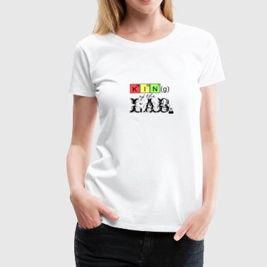 King of the Lab (DDP) - T-shirt Premium Femme
