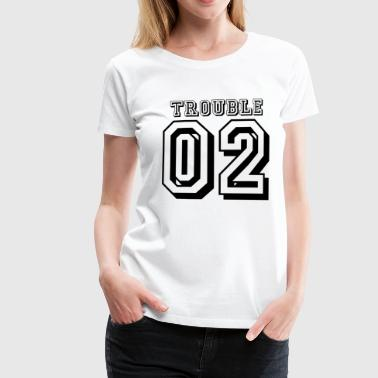 Double Trouble 02 - Frauen Premium T-Shirt