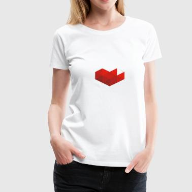 Youtube Youtube gaming - T-shirt Premium Femme