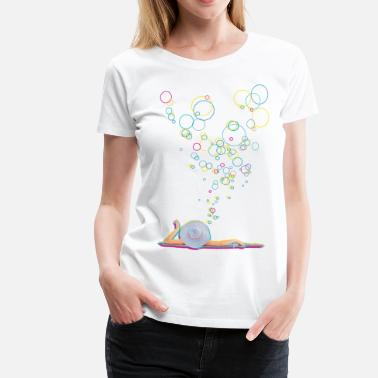 Bubbly bubbly Lady - Vrouwen Premium T-shirt