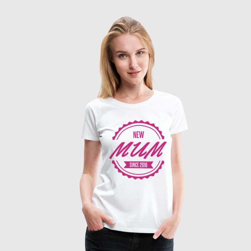 new mum since 2016 - Women's Premium T-Shirt