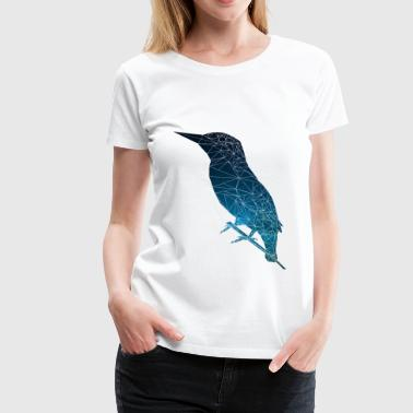 Kingfisher - Women's Premium T-Shirt