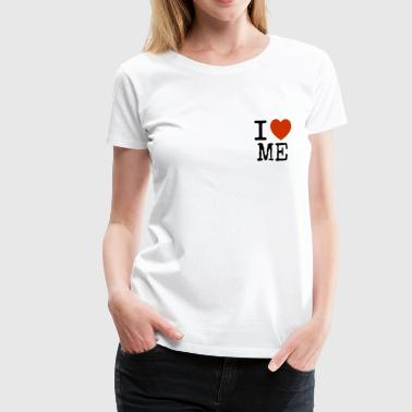 Im With ime - Women's Premium T-Shirt