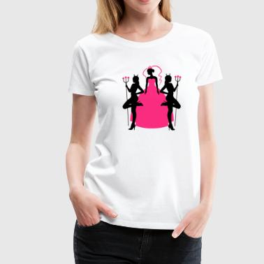 Hens night - Women's Premium T-Shirt