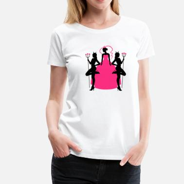 Hens Night Hens night - Women's Premium T-Shirt