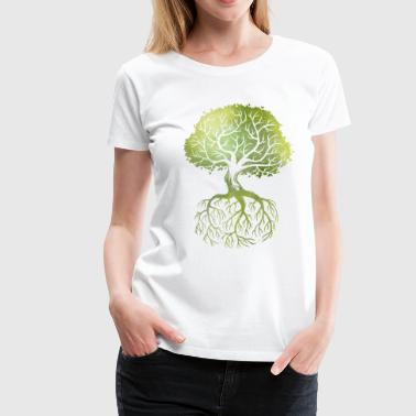Nature Roots - Women's Premium T-Shirt
