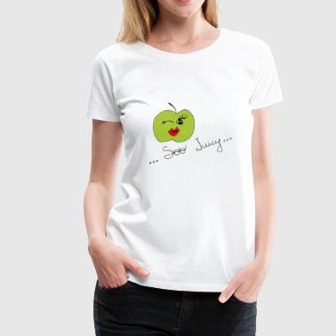 apple juicy - T-shirt Premium Femme
