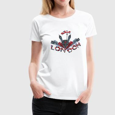 Hello-london - Women's Premium T-Shirt