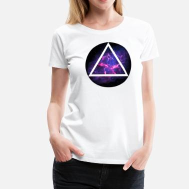 Deep Purple Deep Space - Women's Premium T-Shirt