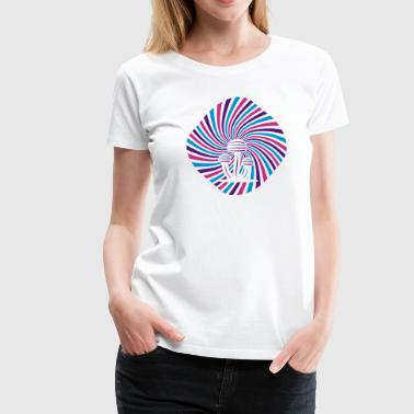 Magic Mushrooms - Frauen Premium T-Shirt
