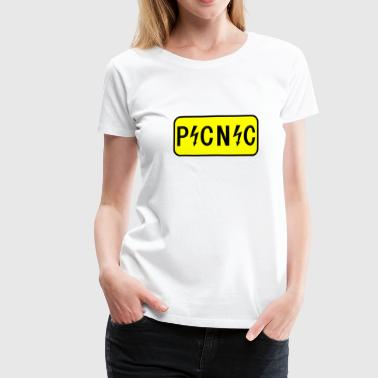 Electric Picnic - Women's Premium T-Shirt