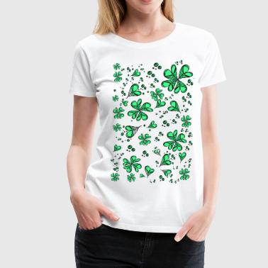 Luck on my side - Women's Premium T-Shirt