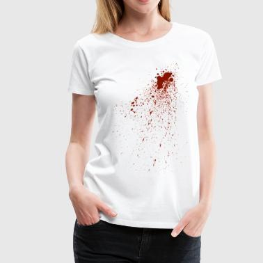 Blood - Women's Premium T-Shirt