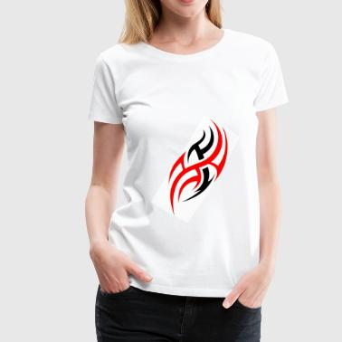 tattoo4 - Frauen Premium T-Shirt