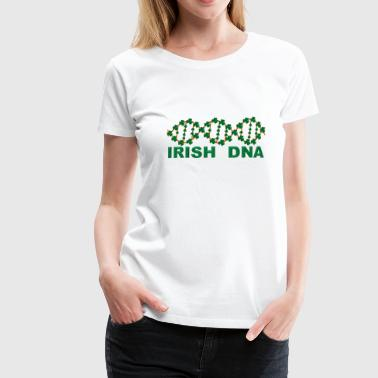 IRISH DNA - Women's Premium T-Shirt