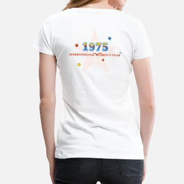 Spreadfeelings 1975_Woman - T-shirt Premium Femme